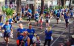 Le marathon azuréen