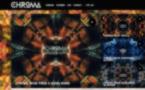 """Le nouveau site de """"Chroma"""""""