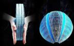 Le prix du Design James Dyson pour un casque de vélo en carton