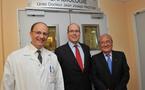 CHPG - Inauguration du service de cardiologie Jean-Joseph Pastor