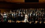 Royal crêpage de chignons à l'Opéra de Monte-Carlo
