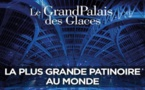 Paris: féerie de Noël au Grand palais de glaces 2016-2017