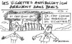 Vignettes contre la pollution