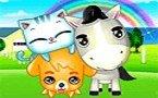 MY CUTE PETS - jeu en ligne interactif