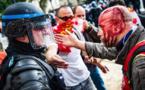 Vues de photographes: 4 mois contre la Loi Travail
