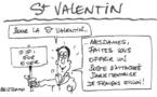 Cadeau pour la St Valentin