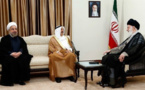 Visite du président iranien au Koweït