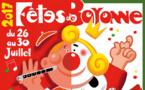 L'affiche des fêtes de Bayonne 2017 dévoilée