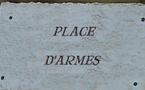 Les rues de Monaco: la Place d'Armes
