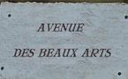 Les rues de Monaco: Avenue des Beaux Arts