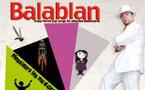 Balablan, chanteur décalé et décomplexé