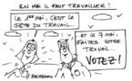 Job des électeurs