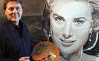Le portrait de Grace Kelly par Peter Engels très prochainement soumis aux enchères