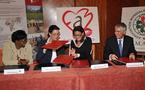 AMADE et Fight Aids unissent leurs efforts pour Burundi