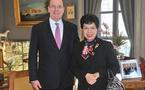 Le Docteur Margaret CHAN, Directeur Général de l'Organisation Mondiale de la Santé à Monaco