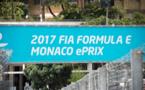La course de Formule E de Monaco en images