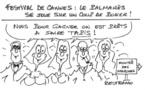 Les femmes et le Festival de Cannes