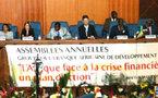 44e ASSEMBLEES ANNUELLES DE LA BANQUE AFRICAINE DE DEVELOPPEMENT: DES MESURES URGENTES POUR ATTENUER LES EFFETS DE LA CRISE FINANCIERE SUR LES PAYS PAUVRES.
