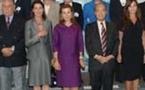 Les Ambassadeurs de bonne volonté réunis pour la cause de l'UNESCO
