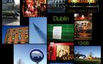 EUROPA Projet Photo Graphique d'une itinérance européenne