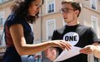 Des candidats aux législatives françaises contre l'extrême-pauvreté en Afrique
