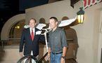 Monaco Eco Art Parade et Lance Armstrong lancent le Tour de France