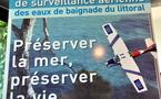 SURVEILLANCE DES EAUX DE BAIGNADE A L'AEROPORT CANNES-MANDELIEU
