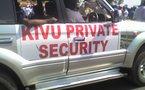 Gardiennage privé face à la montée de la criminalité à Bukavu.