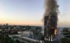 L'incendie de la tour Grenfell à Londres, une nouvelle épreuve pour le Royaume-Uni