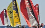 4e étape du Longtze European Tour à Zeebrugge, en Mer du Nord