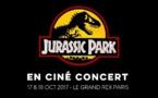 """Ciné-concert: """"Jurassic Park"""" au Grand (T)Rex"""