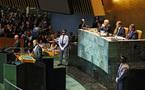 100 chefs d'Etat et de gouvernement réunis au siège des Nations Unies à New York