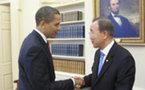 Prix Nobel de la Paix 2009: Barack Obama