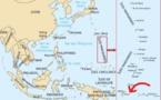 Menace sur l'ile de Guam