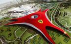 Abou Dhabi : le parc Ferrari World
