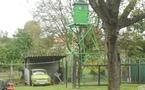 La chute du mur, 20 ans déjà. Un musée du «Rideau de fer» à la frontière austro-hongroise