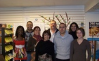 DIJON : Le PIMMS de Dijon inaugure ses nouveaux locaux en plein quartier renouvelé des Grésilles