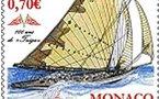 Les 100 ans de Tuiga à Monaco - Dédicaces des timbres-Poste et exposition de peintures récentes sur la voile
