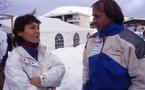 """COURCHEVEL - Jacques Laffite: """"Le Trophée Andros, c'est une ambiance fomidable!"""""""