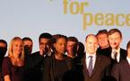 PEACE AND SPORT 2009: 35 champions internationaux comme messagers de la paix