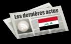 Les dernières actus d'Irak