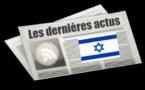 Les dernières actus d'Israël