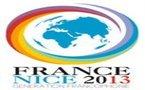 LES JEUX DE LA FRANCOPHONIE  2013 - NICE L'EMPORTE !