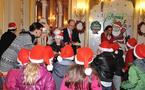 La Famille Princière de Monaco souhaite Joyeux Noël