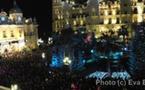 Nuit de réveillon effervescente à Monaco