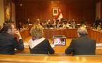 SESSION EXTRAORDINAIRE DU CONSEIL NATIONAL: Election du nouveau Président