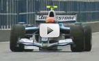 F1 : Schumacher se teste (vidéo)