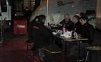 RALLYE DE MONTE-CARLO: Arrivée du vendredi 22 au soir