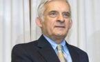 Le Président du Parlement européen Jerzy Buzek en France