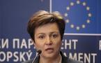UE : un plébiscite pour la Bulgare Kristalina Georgieva